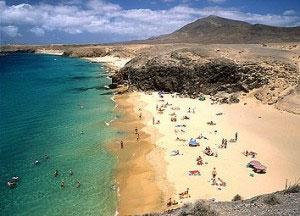 Playas de la Punta del Papagayo